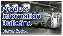 Product Information Bulletins